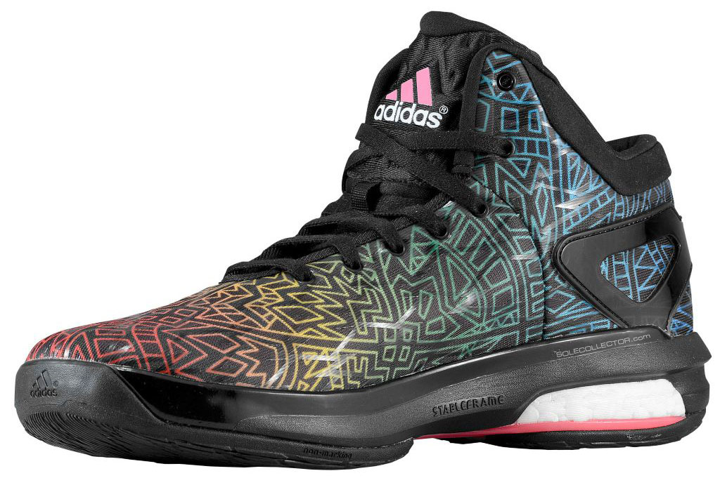 adidas Crazylight Boost Multicolor (2)