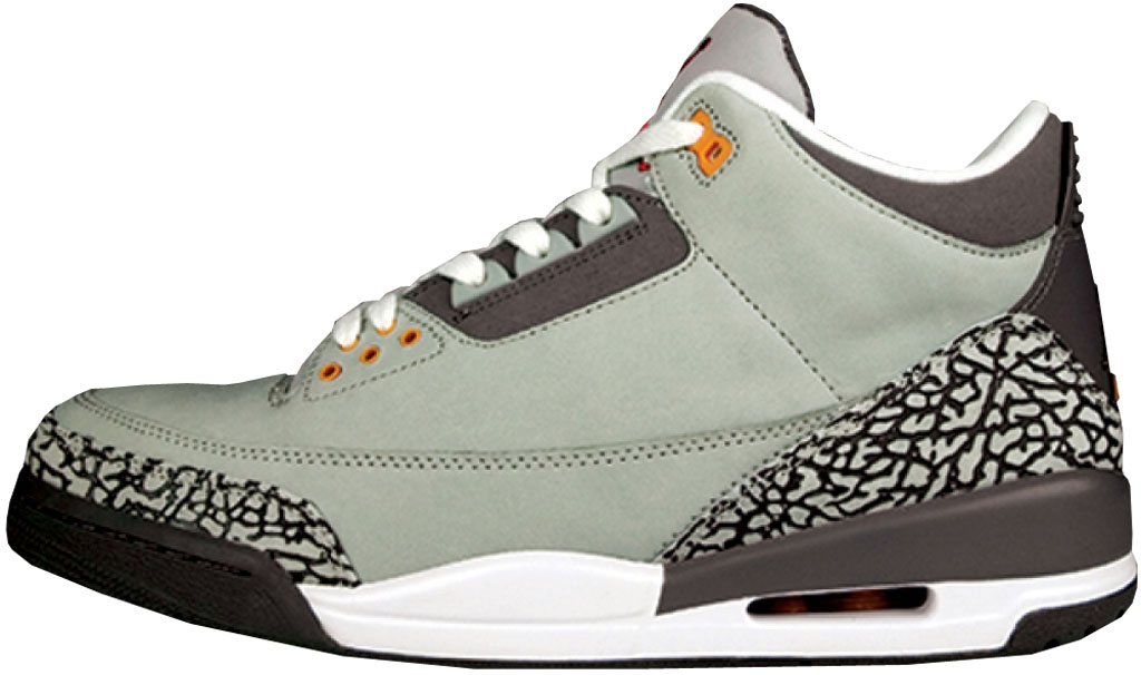san francisco de86f 41faf Air Jordan 3  The Definitive Guide to Colorways   Sole Collector
