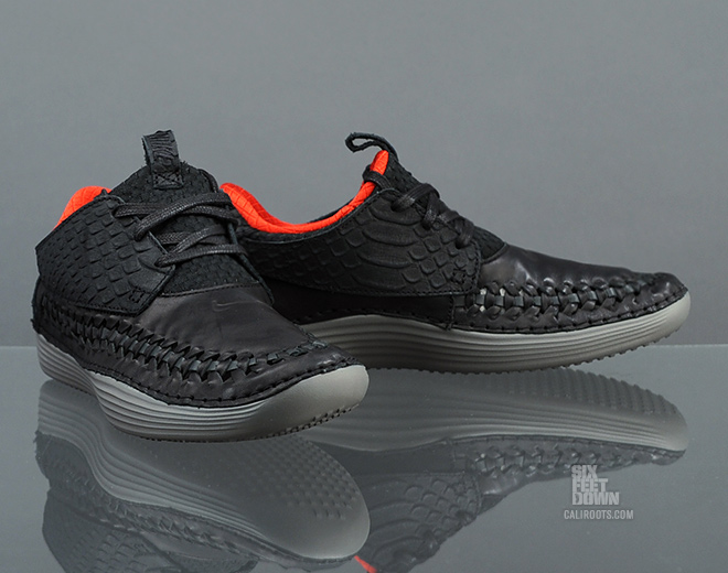 nike solarsoft woven moccasin
