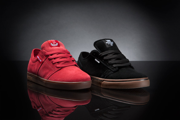 SUPRA Footwear - Holiday 2011 Gum Collection  326a136b2f7f