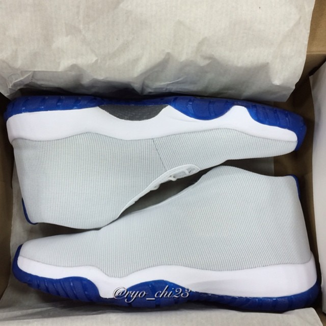 Air Jordan Future Grey/Royal