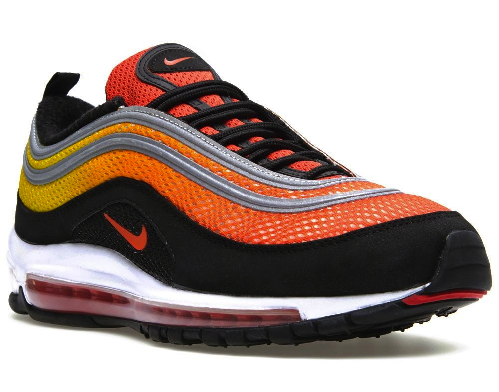 nike air max 97 em sunset pack new images sole collector. Black Bedroom Furniture Sets. Home Design Ideas