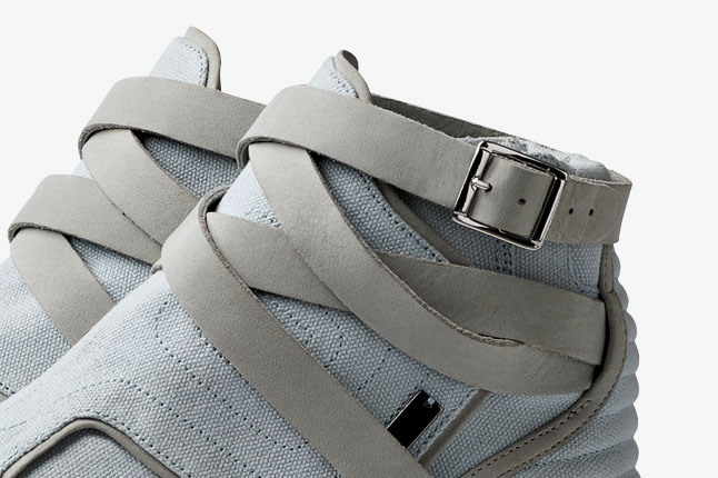 adidas SLVR Fashion Mid Strap Grey (3)