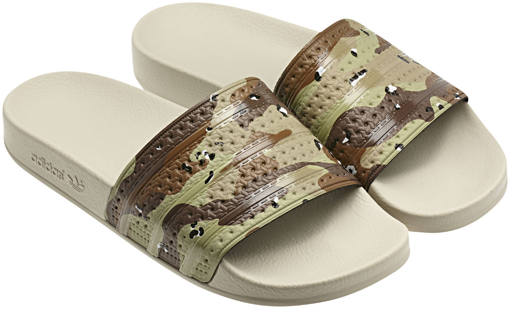 adidas Originals Camo Pack - Spring/Summer 2013 - adilette Slide G20118 (2)