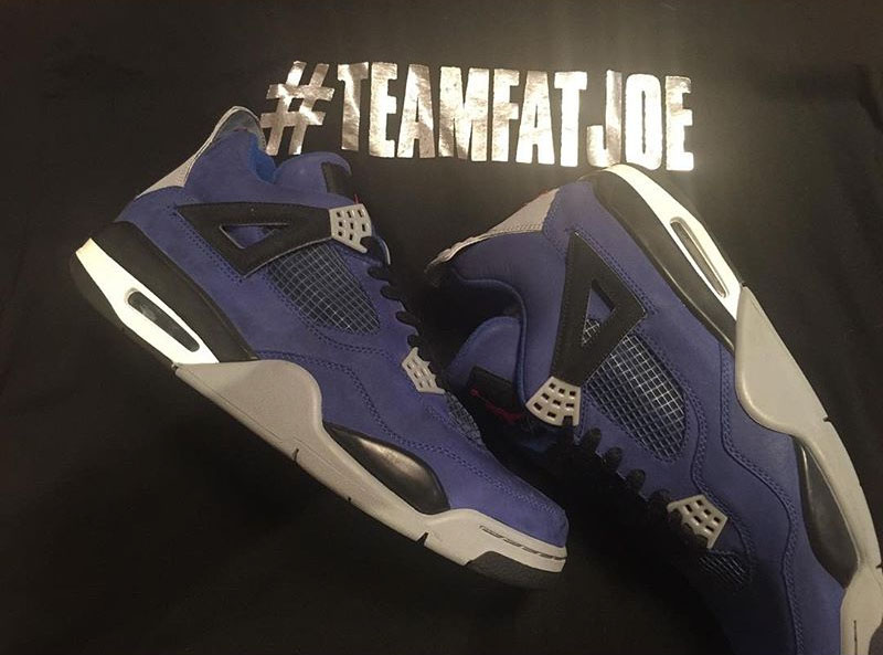 5ded5b418a72 Fat Joe Has His Own  Eminem  Air Jordan 4 Exclusives