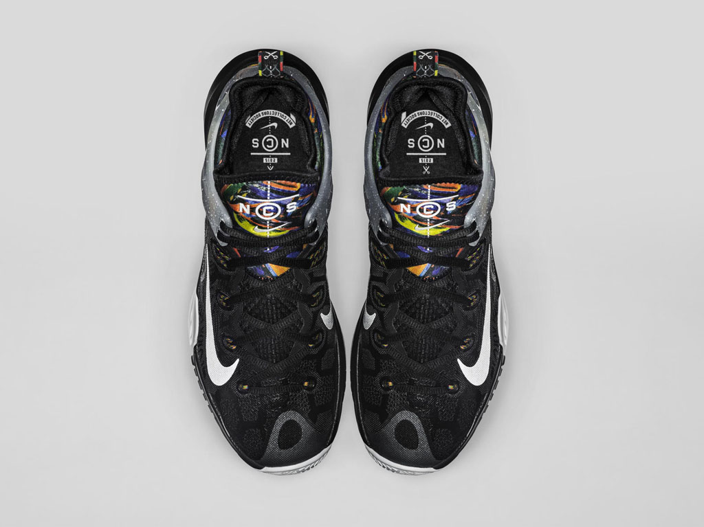 New Nike Zoom HyperRev 2015 Purple Yellow Black