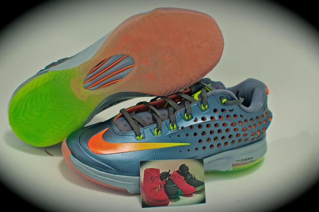 best service d97d3 0dee8 Nike KD VII 7 Elite Sample (1)