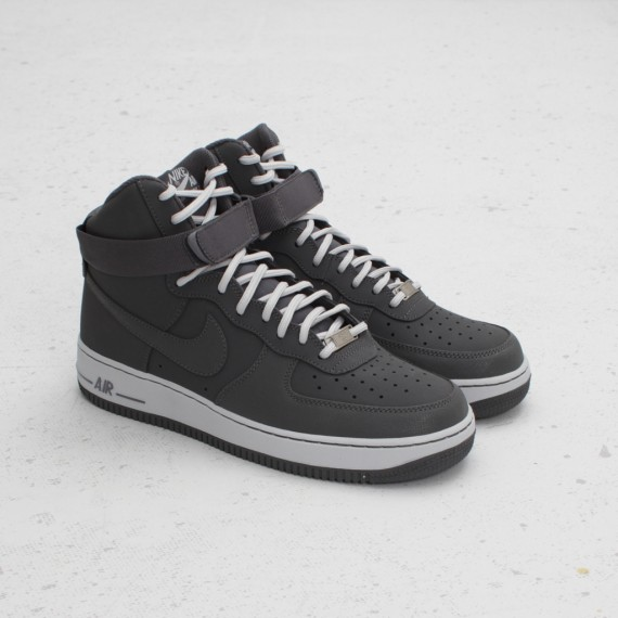 Nike Air Force 1 High Dark Grey | Sole Collector