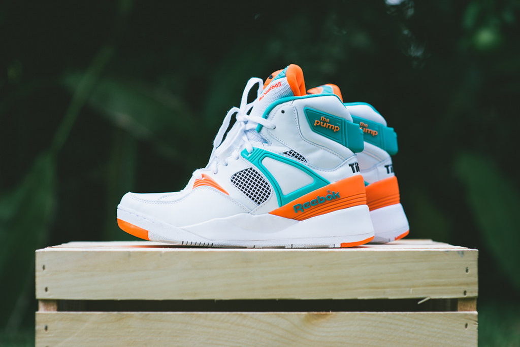 finest selection 2f1cb 020fa Release Date  Titolo x Reebok The Pump Certified