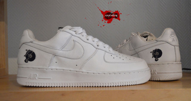 Pickups of the Week // 4.7.13 - Nike Air Force 1 Low Rocafella by af1 lova