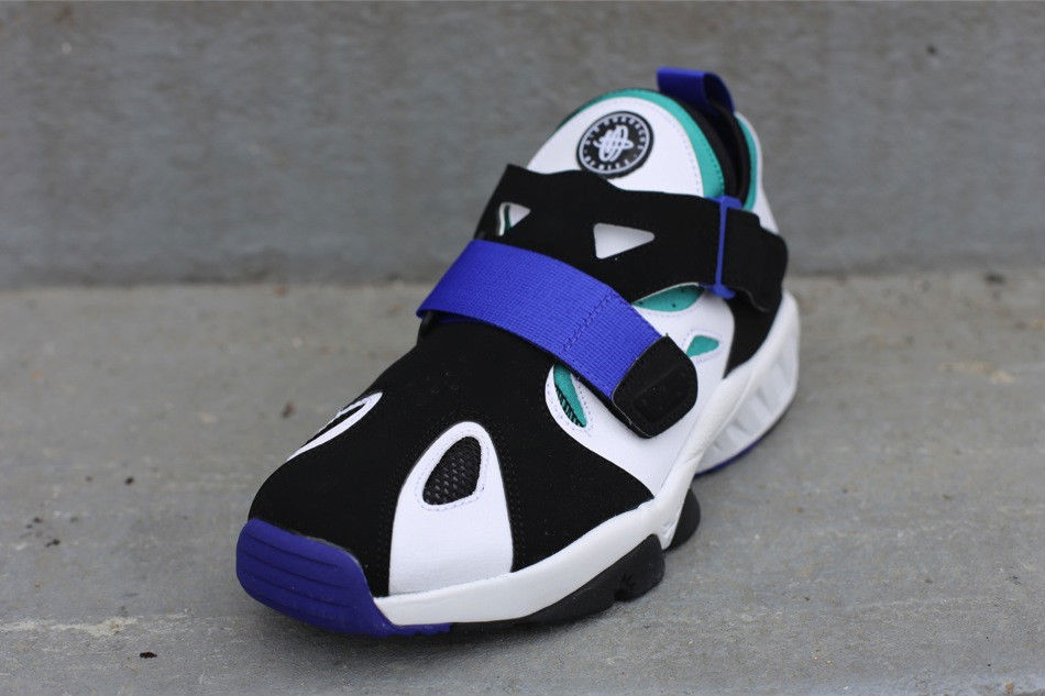 Nike Air Trainer Huarache 94 White Lapis Black 554991-100 (2)