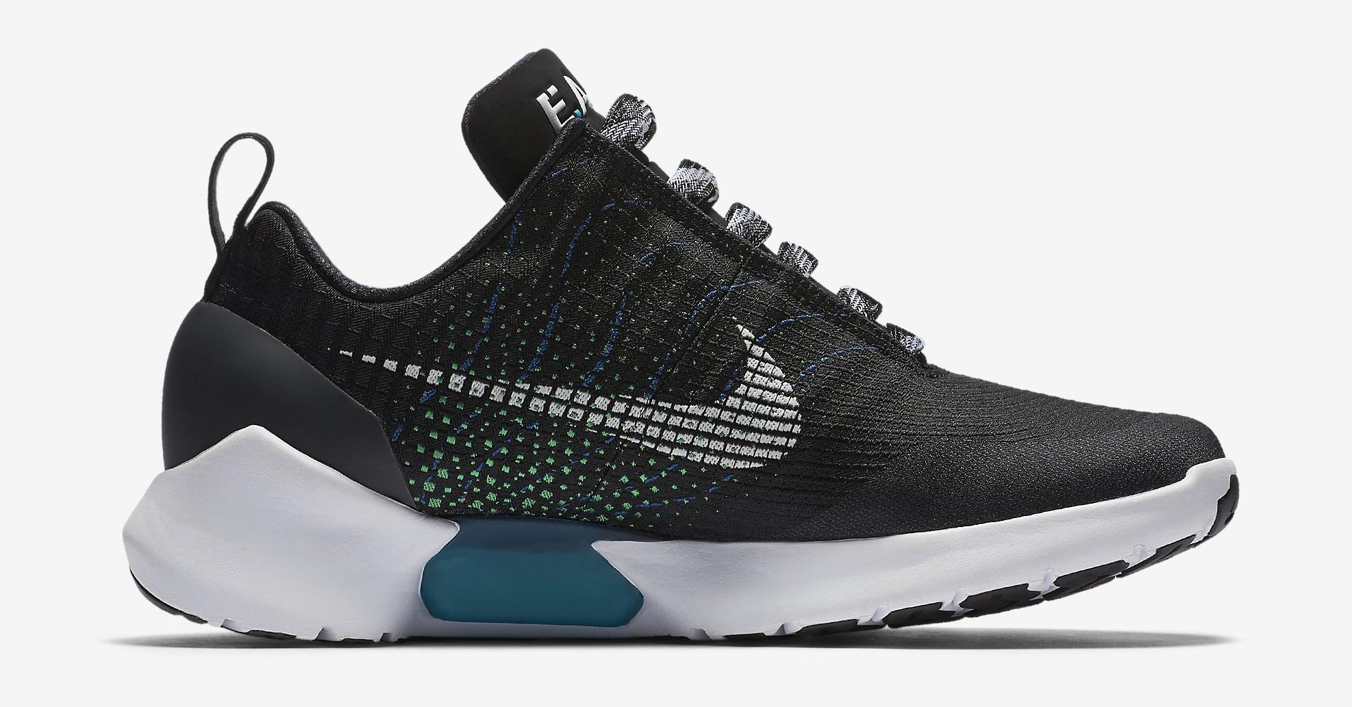 Nike Hyperadapt 843871-001 Medial