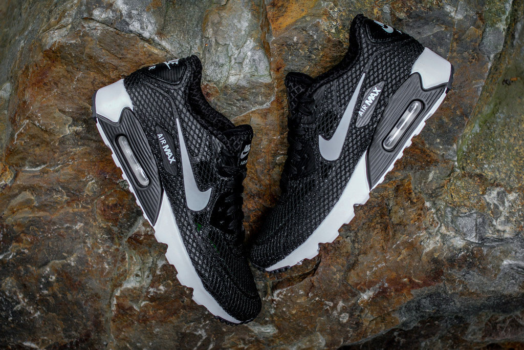Nike Air Max 90 Ultra Breeze Black (5)