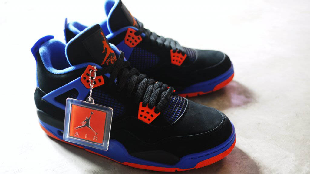 new arrival 11574 82c00 Air Jordan Retro 4 - Cavs | Sole Collector