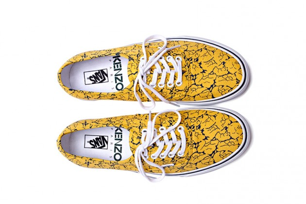 22ef6abc5b Look for the Kenzo x Vans Authentic