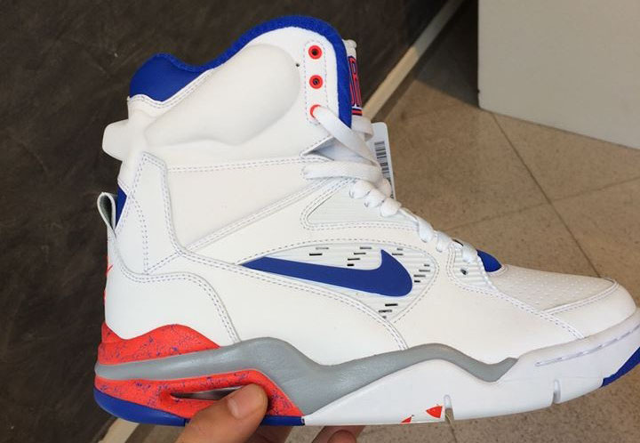 Nike Air Command Force 'Ultramarine' | Sole Collector