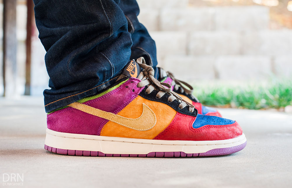 Nike Dunk Low PRM SP Rainbow Viotech  Nike Dunk C96l7913