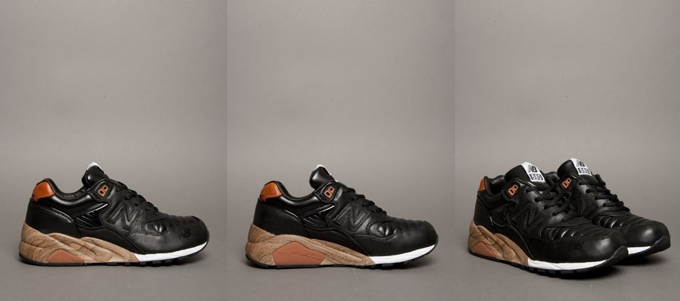 the latest 11bd7 5f6c9 HECTIC x mita sneakers x New Balance MT580 10th Anniversary ...