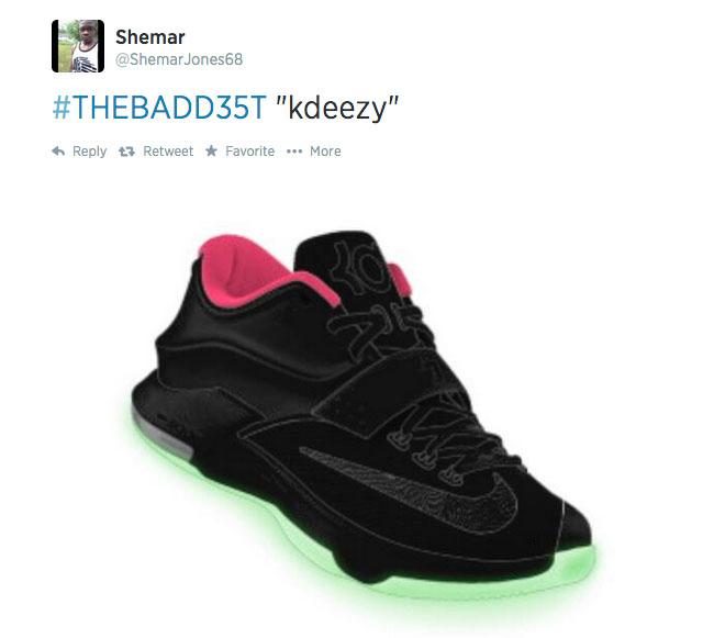 Thebadd35t 35 Nikeid Kd 7 Designs Sole Collector
