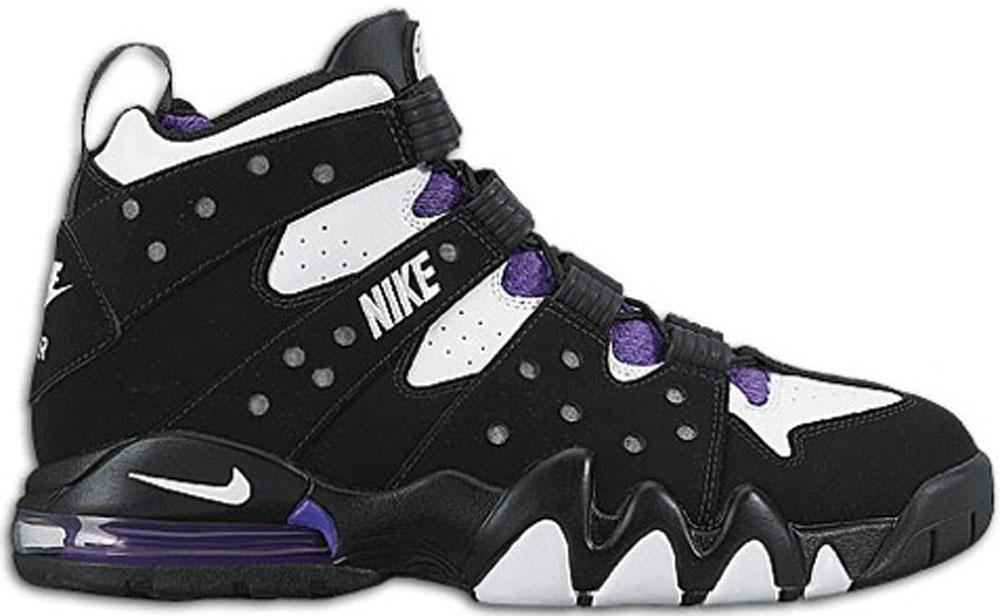 Nike Air Max2 CB '94 Black/White-Varsity Purple