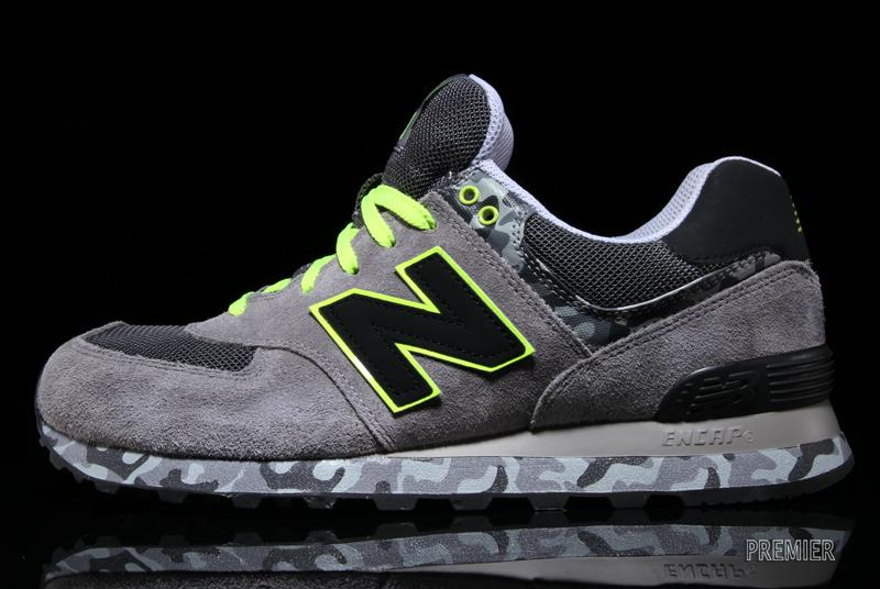 The New Balance 574 is now available in a new camo-equipped colorway b251610fd8