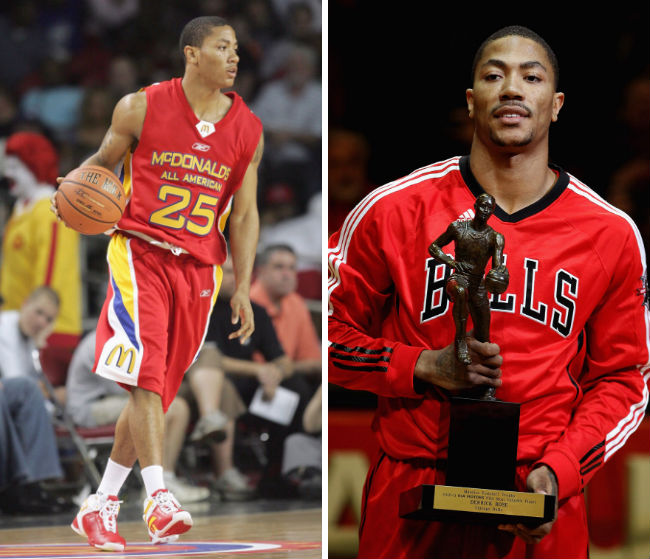 Derrick Rose - McDonald's All American to NBA MVP