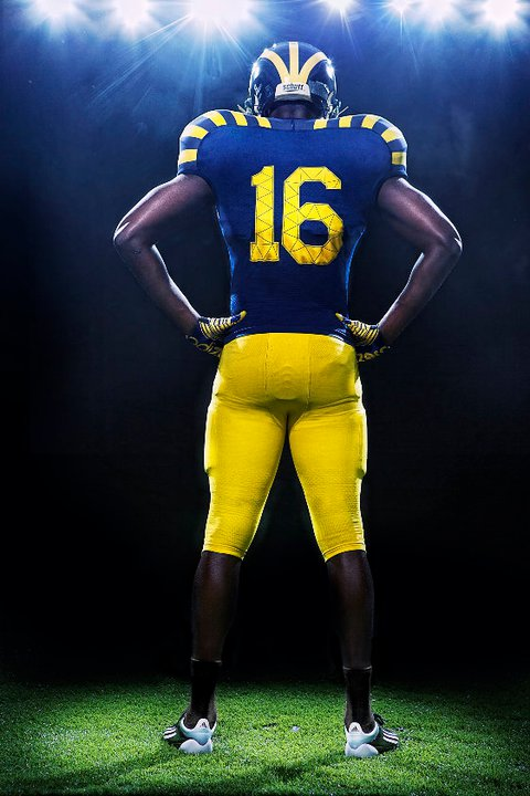 adidas Football Under The Lights - Michigan