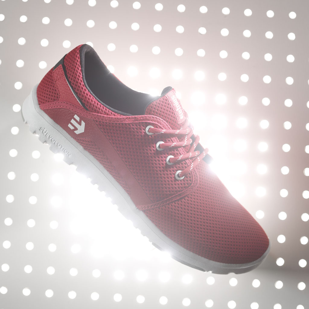 etnies Scout Red (1)