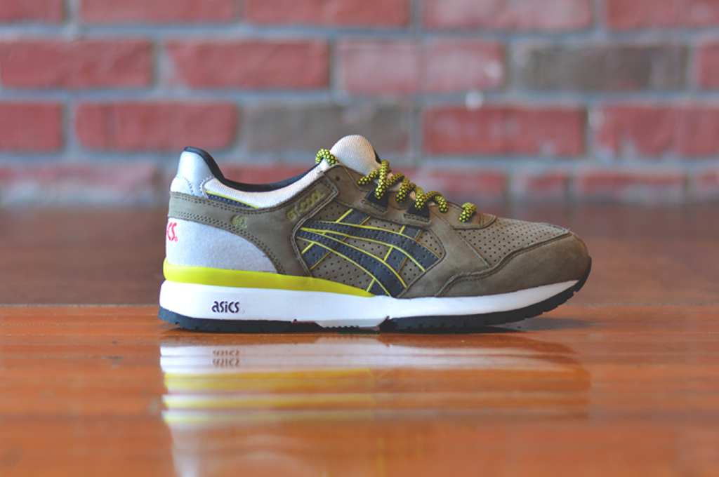 9a847fed28994 Look out for the  Nightshade  Ubiq x Asics GT-Cool at select Asics  retailers such as Renarts on Saturday