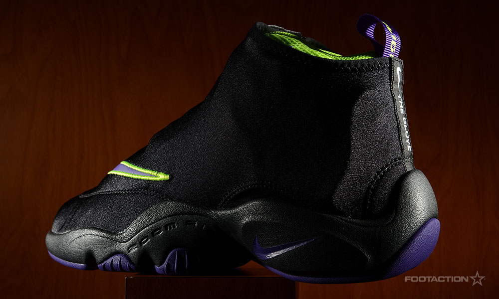 Nike Air Zoom Flight The Glove Lakers (5)