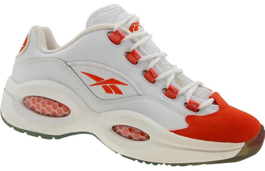 Reebok Question White/Orange