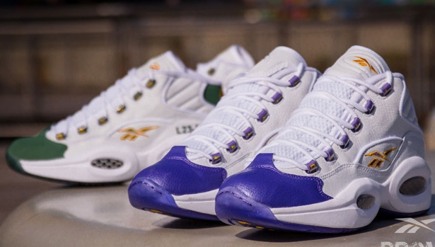Packer Shoes x Reebok Question Mid For Player Use Only Pack