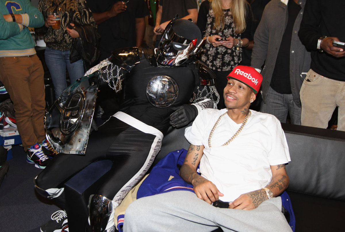 Reebok Q96 Launch Event featuring Allen Iverson // Photos (8)