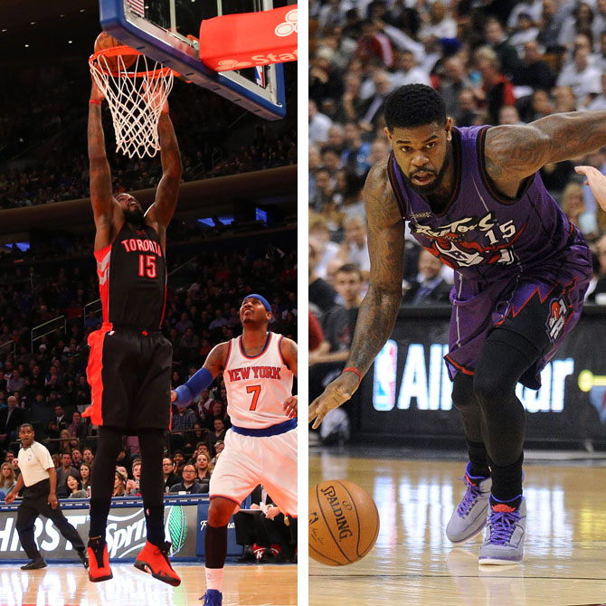 #SoleWatch NBA Power Ranking for December 21: Amir Johnson