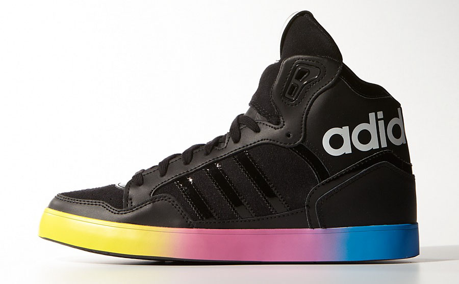 Rita Ora x adidas Originals Extaball Colorblock