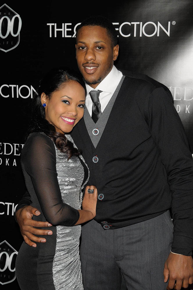Mario Chalmers at Dwyane Wade's 30th Birthday Party
