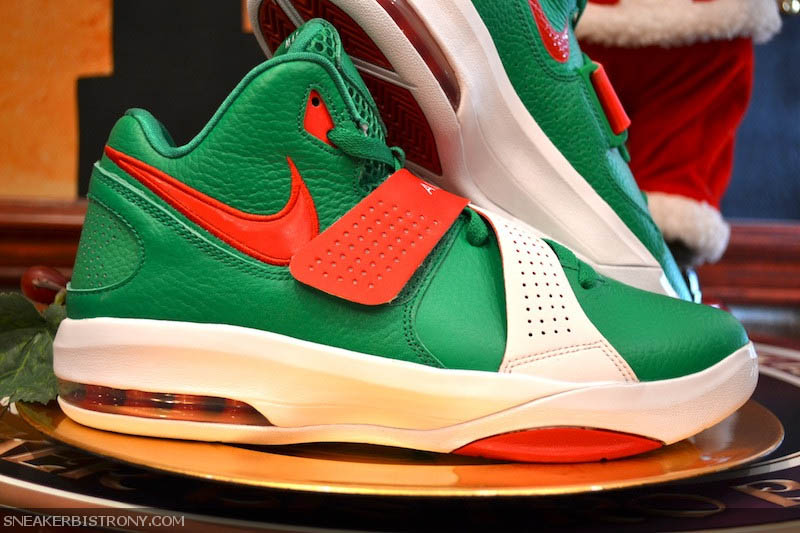 Nike Air Max Sweep Thru Amare Stoudemire Christmas 487432-300 2