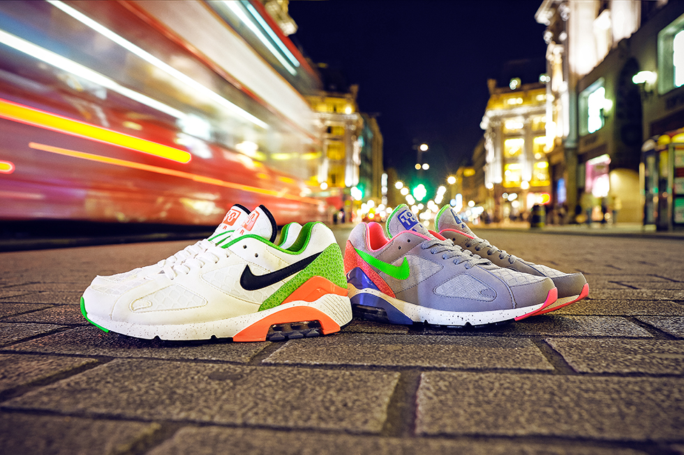 x Nike Air 180 - \