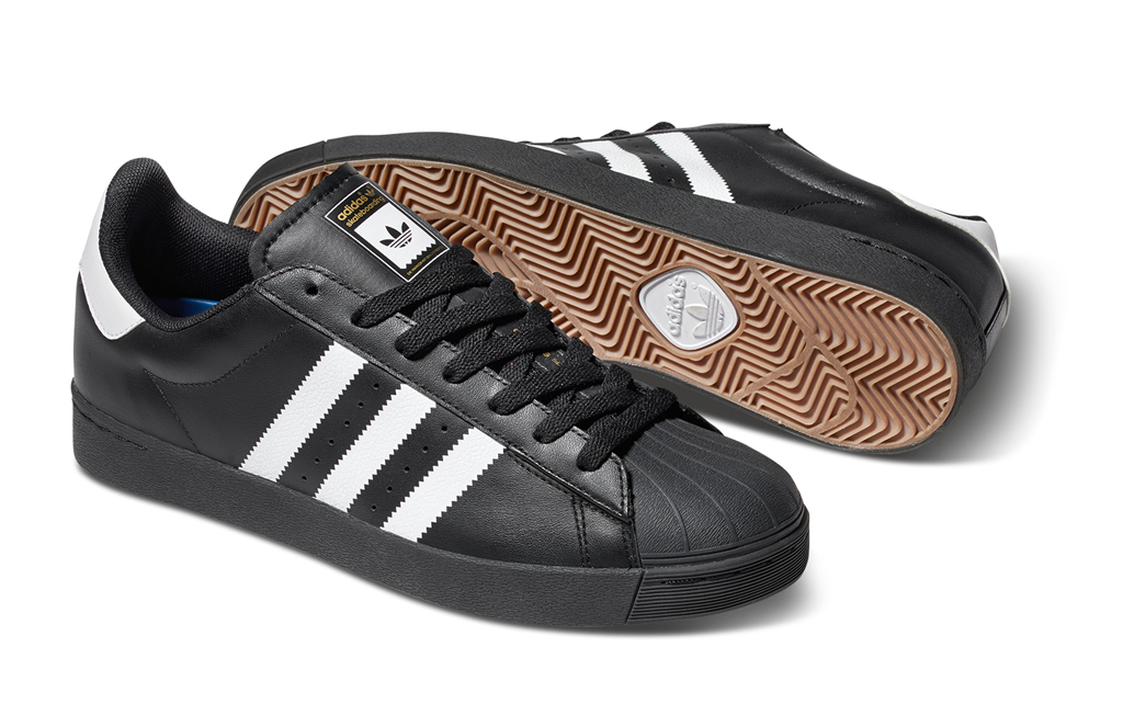 Adidas Superstar Adv Black