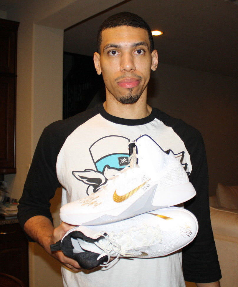 Danny Green's Nike Hyperfuse 2013 Home PE (1)