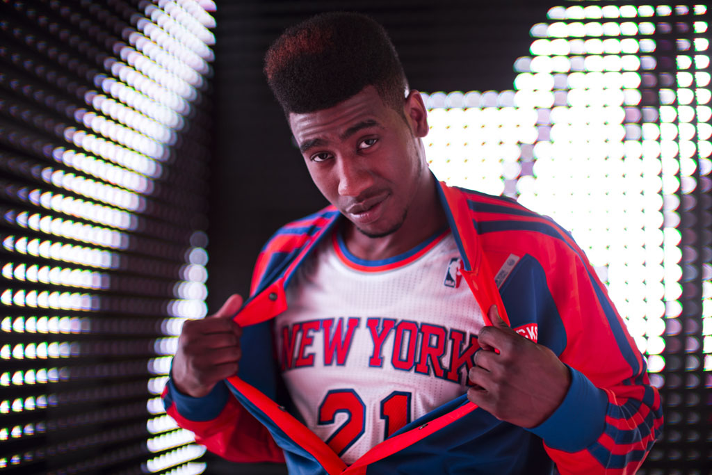 adidas 2013-2014 NBA On-Court Collection // Iman Shumpert (3)