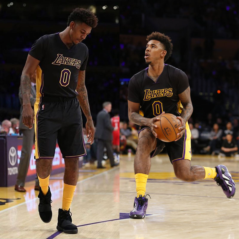 #SoleWatch NBA Power Ranking for January 3: Nick Young