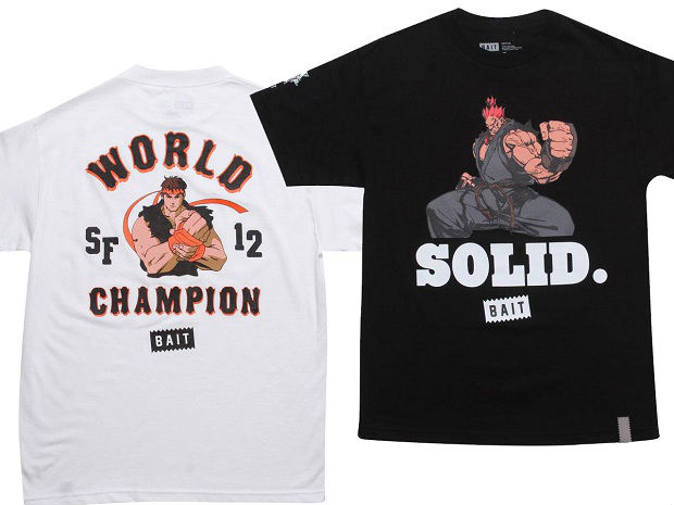 BAIT x Street Fighter 25th Anniversary Championship Collection (2)