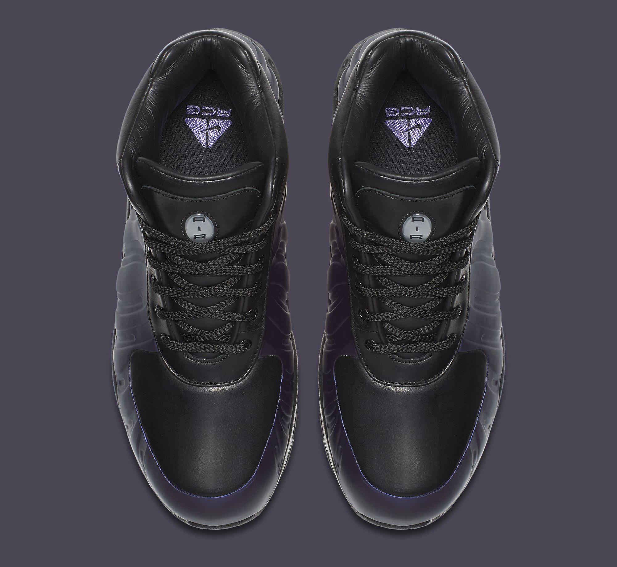 Nike Air Max Foamdome Eggplant 843749-500 Top