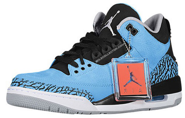 Air Jordan 3 III Retro Powder 136064-406 Release Date (1)