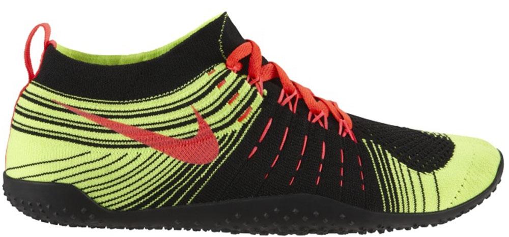 Nike Free Hyperfeel Trainer Black/White-Volt-Bright Crimson