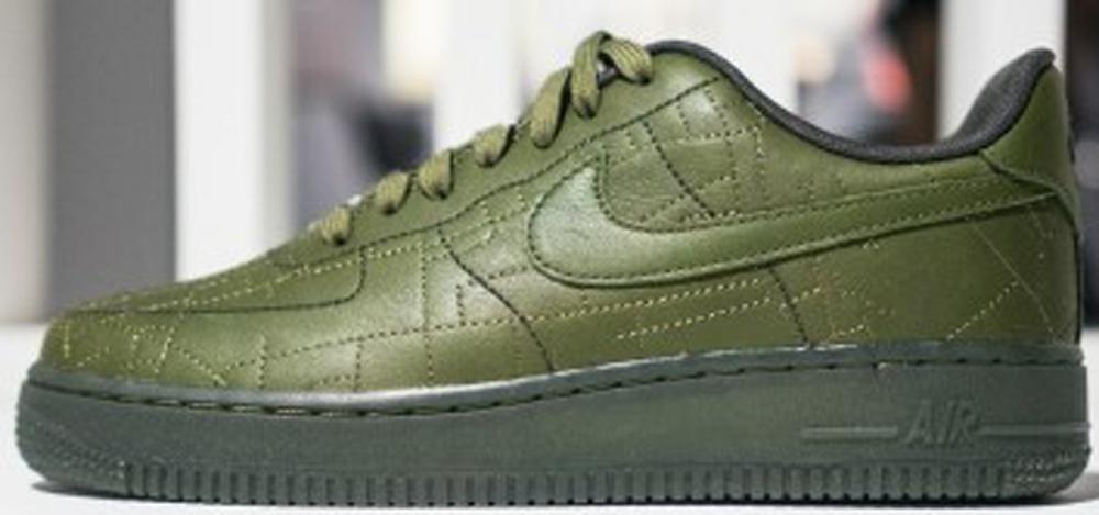 Nike Air Force 1 Low Women's Rough Green/Rough Green