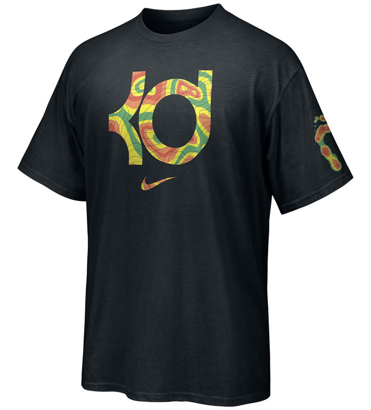 Nike Zoom KD IV Weatherman T-Shirt