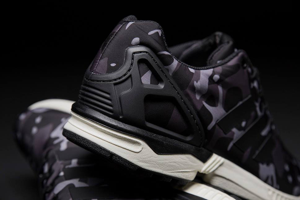 adidas Originals ZX Flux Pattern Pack Exclusive for Sneakersnstuff - Camo (3)