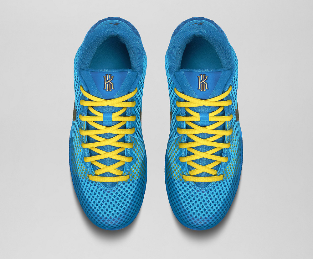 kyrie 1 blue and yellow